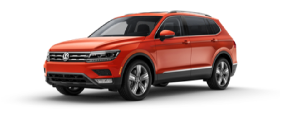 Diagram Tiguan for your Volkswagen Cross Sport